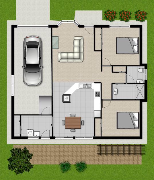 Independent living retirement units warramunda village for Retirement village house plans
